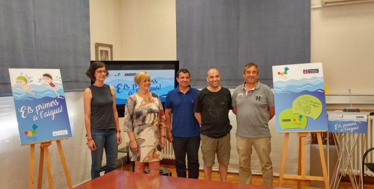 L'Ajuntament i els agents participants en el pla | Pere Gallifa