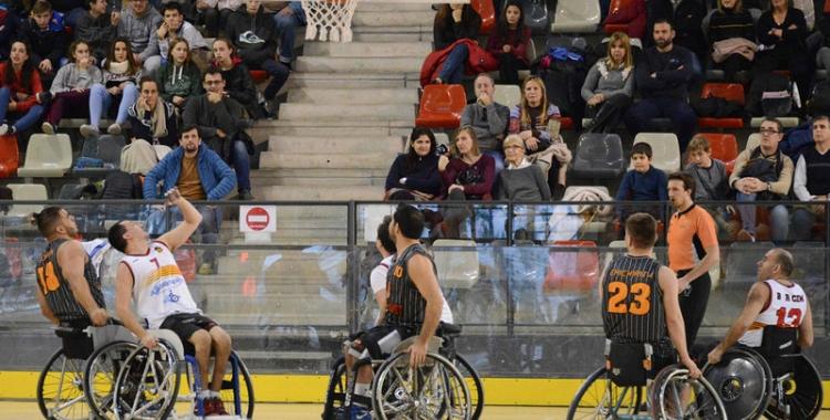 El Global Basket vol acabar la temporada sent campió de Catalunya