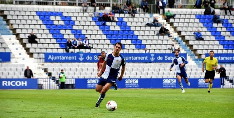 Josu Ozkoidi seguirà una temporada més vestint la samarreta arlequinada | Crispulo D.