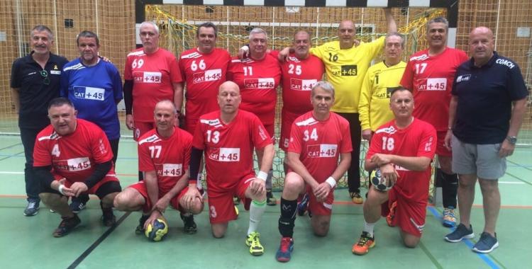 Equip Màster amb set representants de l'OAR Gràcia al campionat europeu