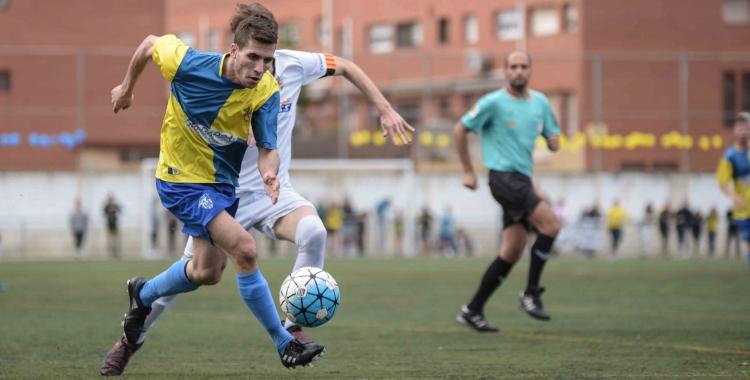 Jairo Díaz és un dels jugadors renovats per a la pròxima temporada | Roger Benet