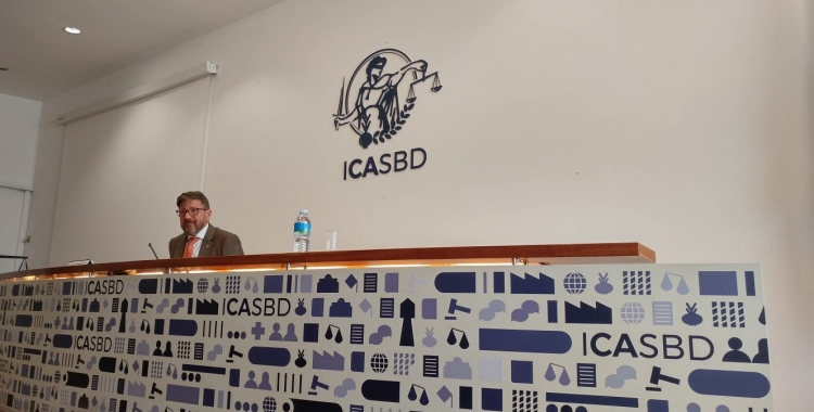 La nova imatge corporativa de l'ICAS | Pere Gallifa