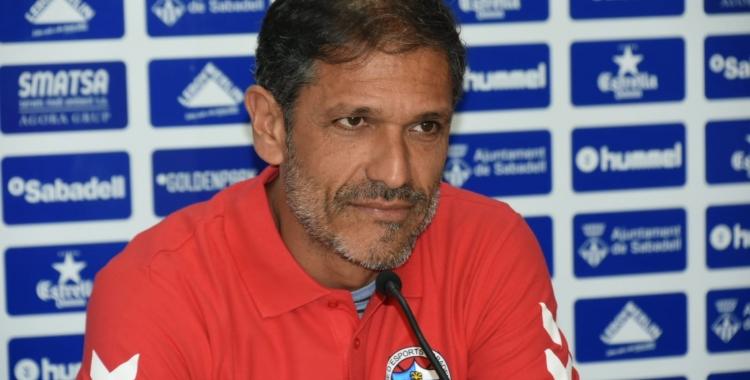 Toni Seligrat optimista en aquest inici de temporada | Crispulo D.