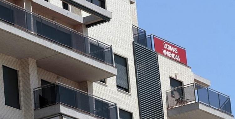Imatge d'una promoció de pisos | Cedida