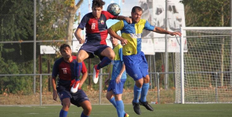 Duel d'equips arlequinats dissabte a Arraona-Merinals | Jesús Arroyo