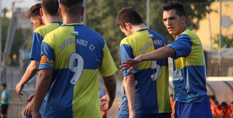 El Sabadell Nord a dos partits de l'inici de la lliga | Jesús Arroyo