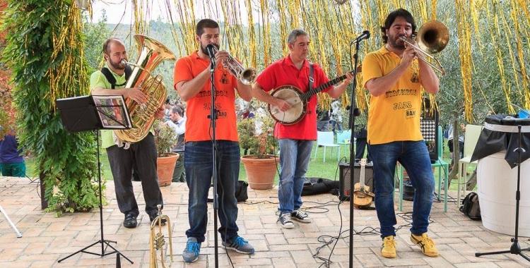 El grup Stromboli Jazz Band | Web Stromboli Jazz Band