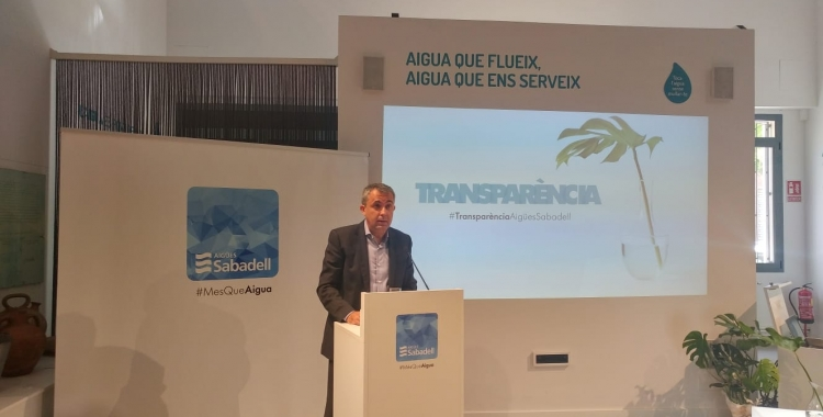 Presentació de l'informe   Pere Gallifa