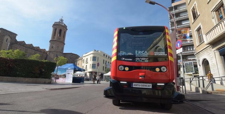 L'Èrica passejant per Sabadell | Roger Benet