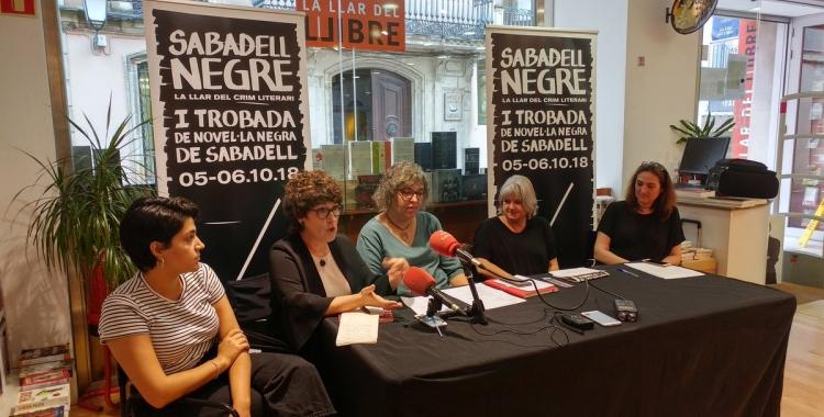 Presentació del festival literari | Pere Gallifa