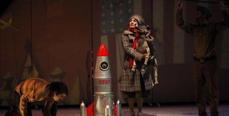Imatge de l'espectacle Laika | Cedida