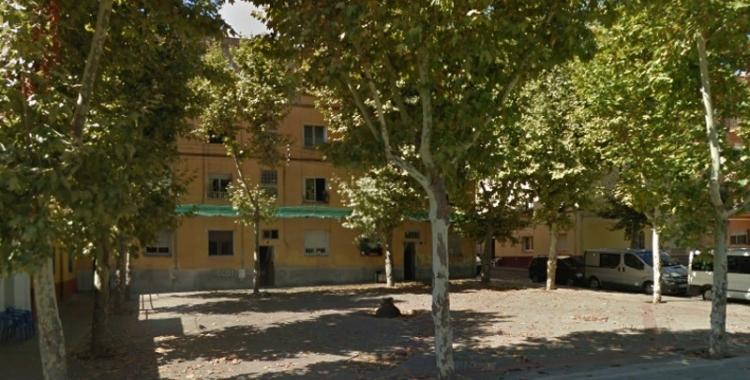 Imatge de l'actual plaça Navacerrada | Arxiu