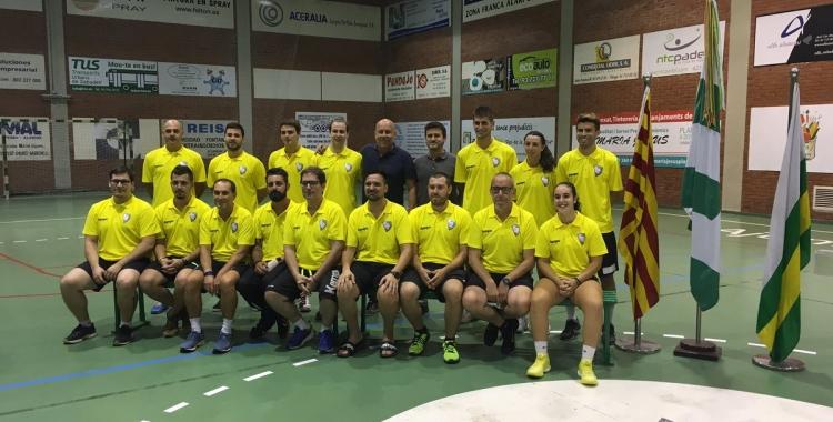 Els entrenadors de l'OAR de la temporada 2018-2019 | Marc Pijuan