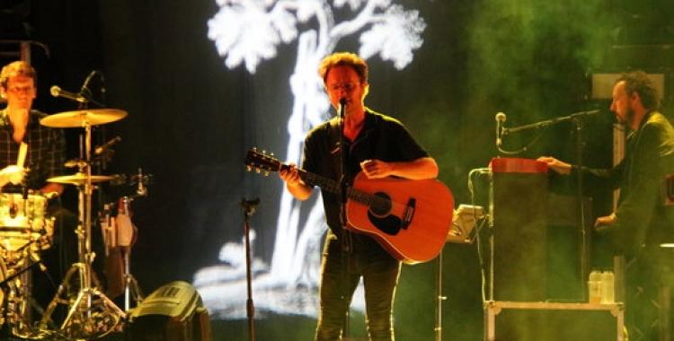 David Carabén, cantant de MIshima, en concert/ ACN