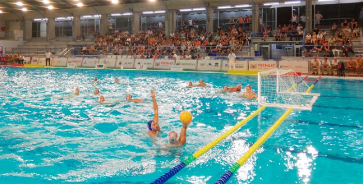 Imatge d'una acció de les semifinals | RFEN