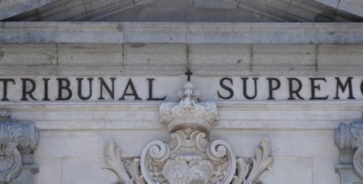 El Tribunal Suprem ha emès dues sentències contradictòries sobre els impostos de les hipoteques/ ACN