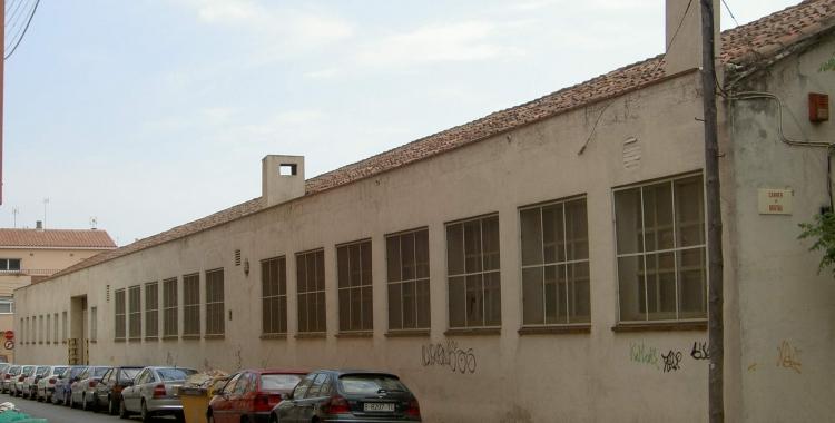 Exterior de Cal Borni Duch/ AJuntament de Sabadell