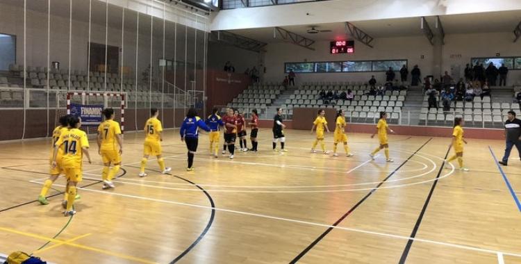 L'Alcorcón es va imposar clarament a Sabadell | AD Alcorcón