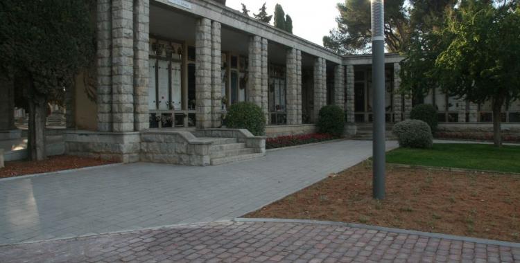 Imatge del Cementiri de Sant Nicolau | Ajuntament de Sabadell