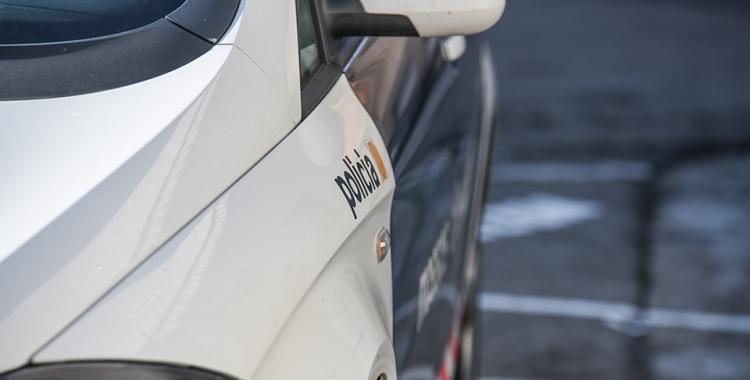 Cotxe dels Mossos d'Esquadra   Roger Benet