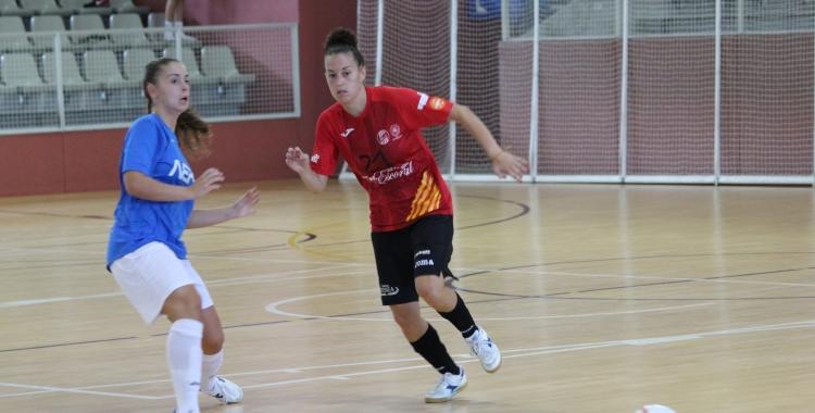 El Femisport-Nou Escorial vol puntuar en aquest inici de temporada   Pau VIturi