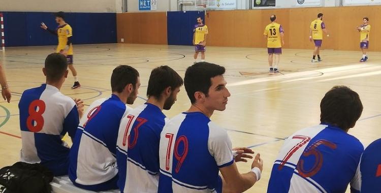 Primera victòria de la temporada del Sabadell | @CASbdHandbol