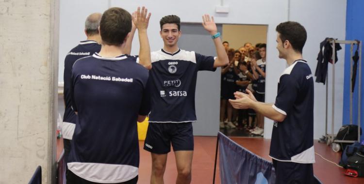 El Natació Sabadell debutarà aquest dissabte a la Divisió d'Honor | CN Sabadell