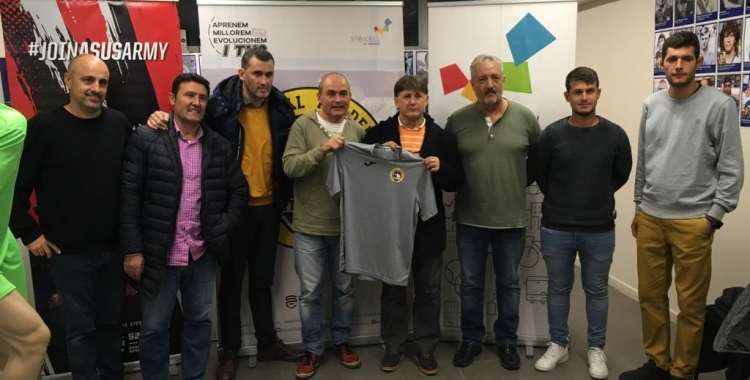 La MercantilFootballAcademy digitalitzarà el club | Joan Muñoz