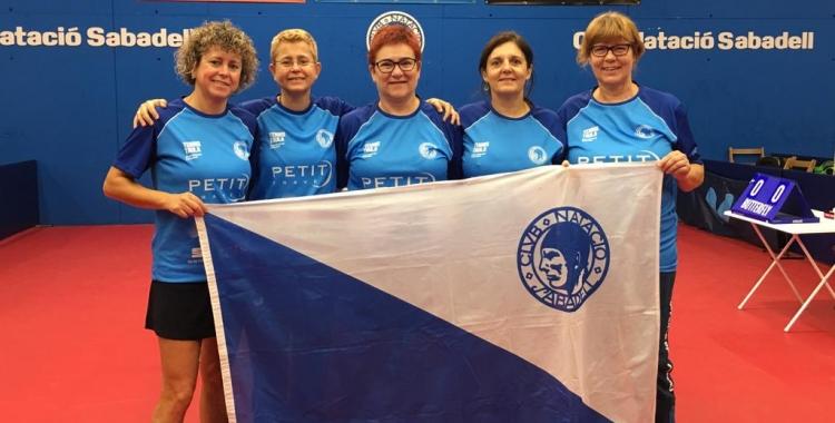 L'equip femení és líder en solitari | CNS