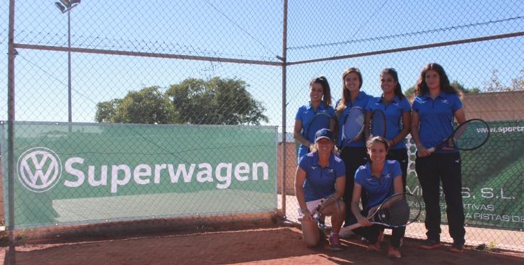L'equip del CTS que va participar en el Campionat d'Espanya   Albert Codina