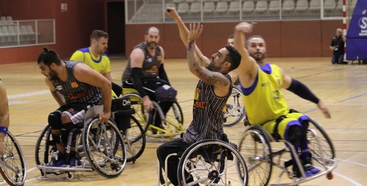 El Global Basket és tercer després de guanyar a Sevilla | Arxiu RS