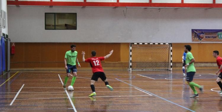 L'Escola Pia jugarà el derbi contra l'Isur de Terrassa al pavelló del carrer Garcilaso | Adrián Arroyo