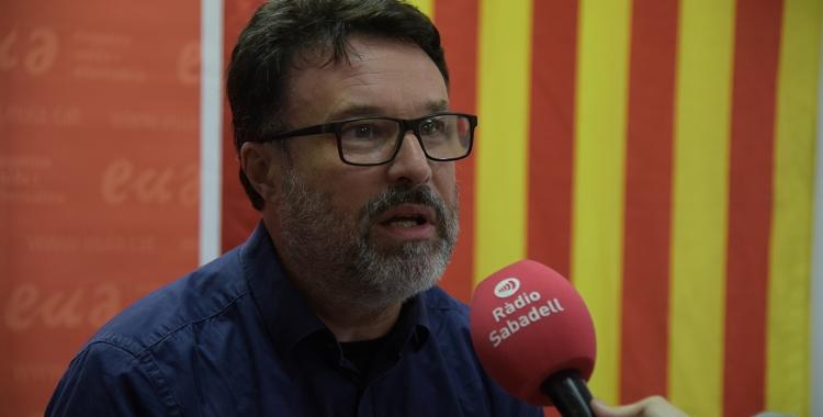 Joan Josep Nuet, Coordinador General d'Esquerra Unida i Alternativa | Roger Benet
