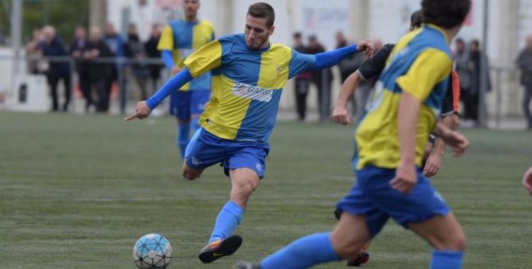 És el quart empat del Sabadell Nord aquesta temporada | Roger Benet