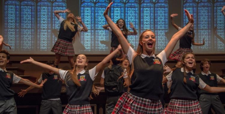 'Castle School' torna a triomfar per segona temporada consecutiva al Teatre Victòria/ Cedida