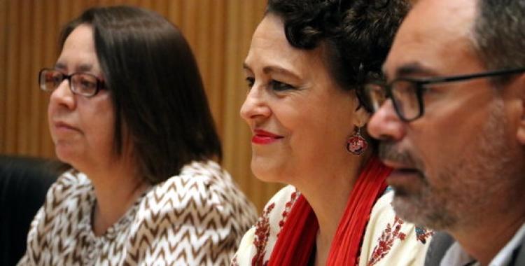 La ministra de Treball, Magdalena Valerio | ACN