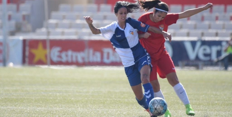 El CE Sabadell femení acumula tres derrotes consecutives | Roger Benet