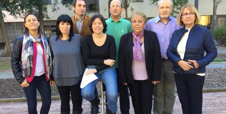 Marta Morell i el seu equip   Arxiu