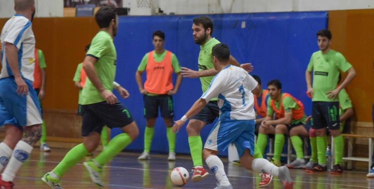 L'Escola Pia vol gaudir del Nadal situat a la zona alta de la classificació | @FutsalPia