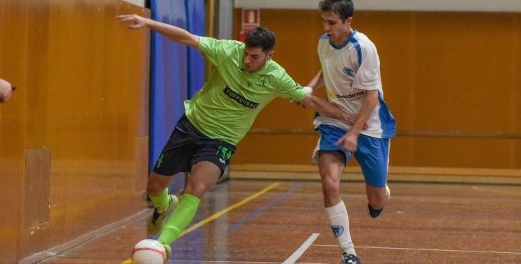 Escola Pia i Natació Sabadell disputen una jornada clau a la lliga | Roger Benet