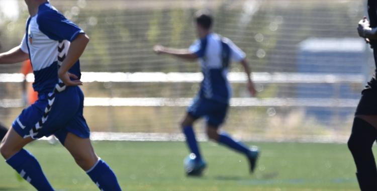 El filial arlequinat no coneix la victòria en les últimes quatre jornades   Crispulo D.