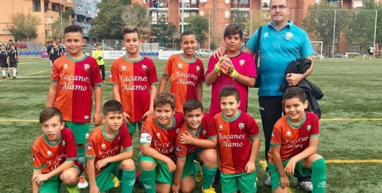 L'Escola de Futbol Planadeu té dues cites amb la solidaritat el 6 i 8 de desembre