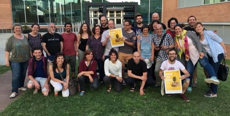 Participants de la primera edició del Postgrau | Cedida
