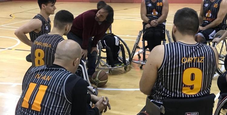 El Global Basket UAB ha perdut els dos partits que ha disputat al Pavelló del Nord | Adrián Arroyo