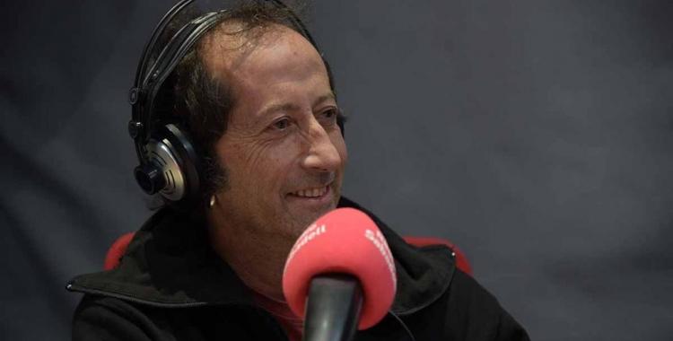 Werens als estudis de Ràdio Sabadell | Roger Benet