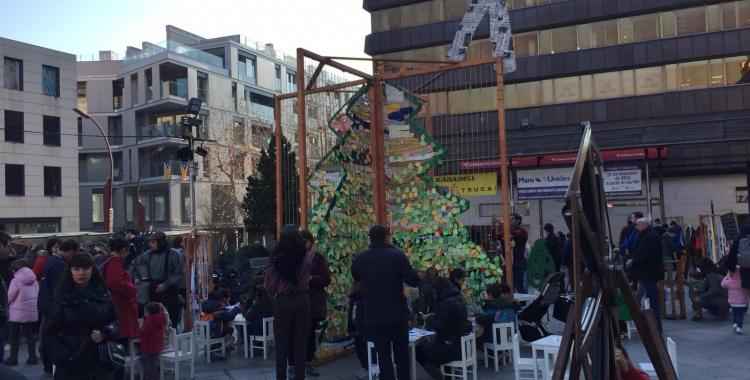 Aquest matí al parc de Nadal | Ràdio Sabadell