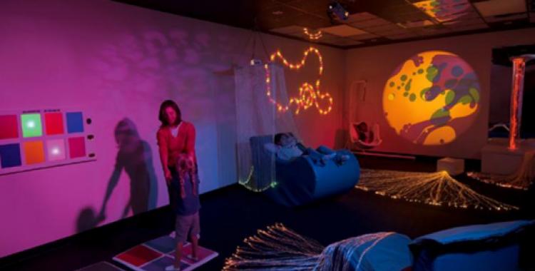 Sala sensorial | Cedida