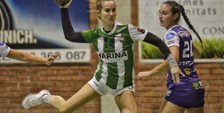 El primer equip de l'OAR  Gràcia Sabadell femení perd però fa patir al Puchi, uns dels grans equip de la competició