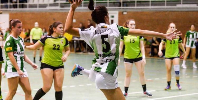 L'OAR femení vol derrotar a un dels equips favorits de Divisió Honor Plata | OAR Gràcia