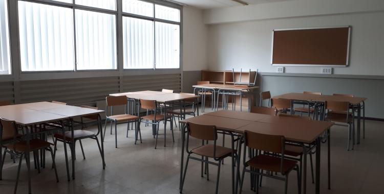 Tots els centres d'ESO de la ciutat han format part de l'estudi de la UAB/ Arxiu Ràdio Sabadell